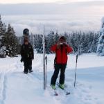 ski tour Karkonosze -Szkola Na Krawędzi
