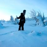 Ski Tour Na Krawędzi Karpacz Jazda na snowboardzie poza trasami