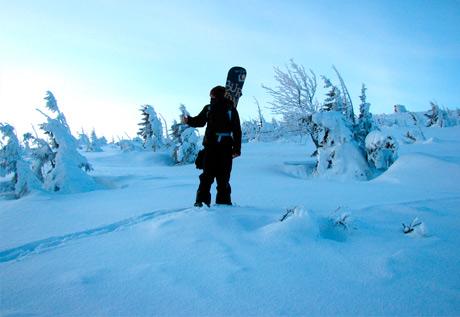 Ski Touring Na Krawędzi Karpacz Jazda na snowboardzie poza trasami